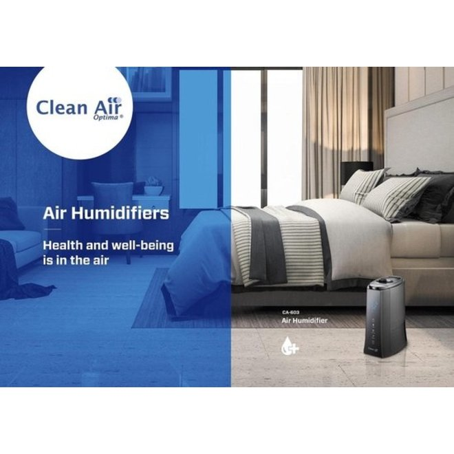 Clean Air Optima CA-603 Luchtbevochtiger