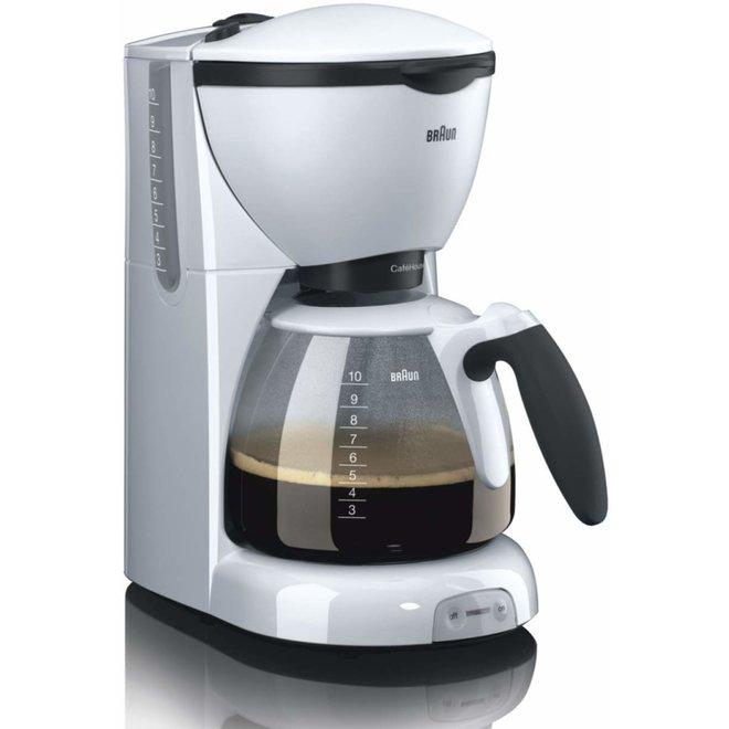 Braun KF520 koffiezetapparaat