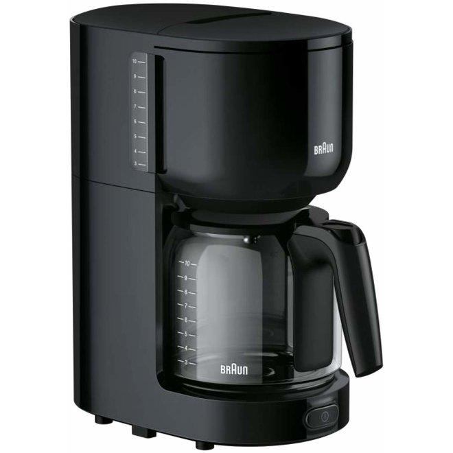 Braun KF3120 BK koffiezetter