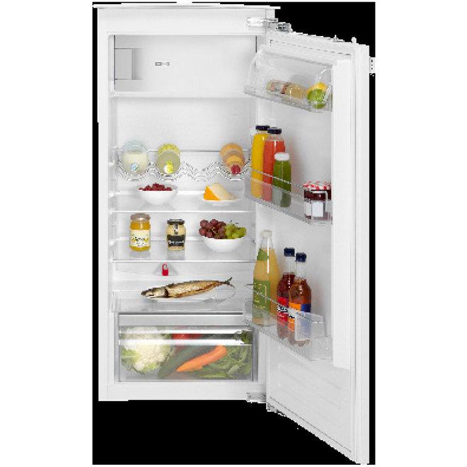 ATAG KS32122BN Inbouw koelkast 122 cm met vriesvak