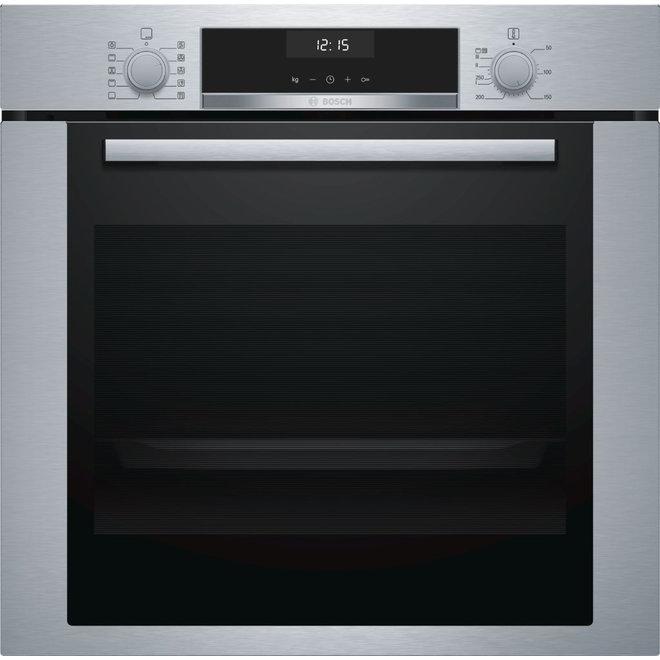 Bosch HBG337BS0 Serie 6 - Inbouw oven - Inox