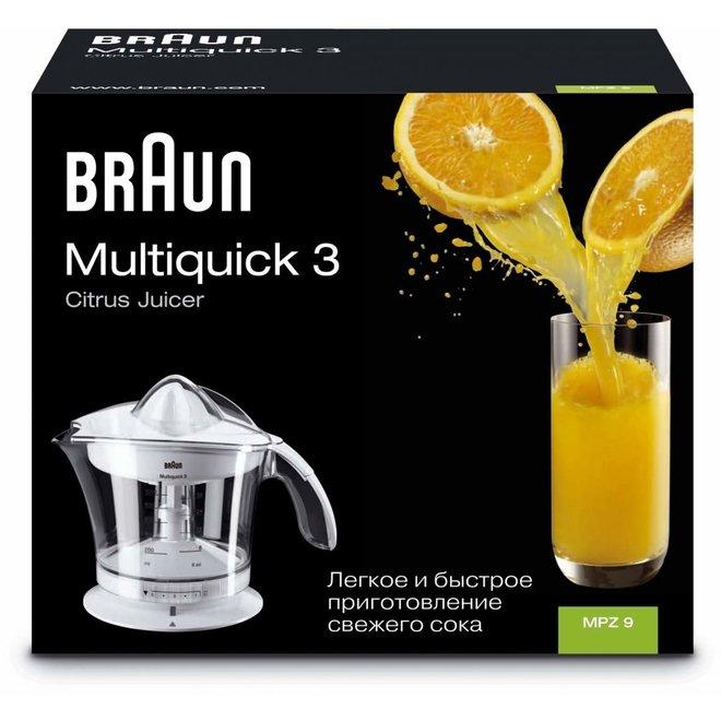 Braun MPZ9 Multiquick citruspers