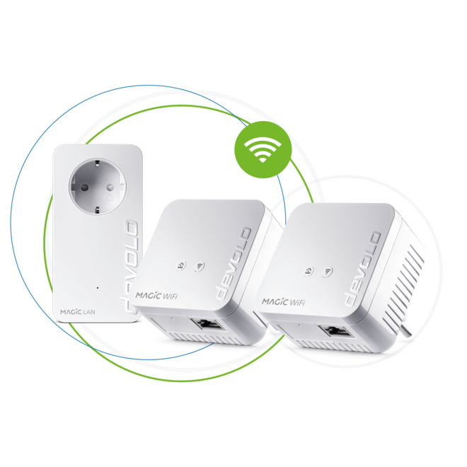 Devolo 8575 Magic 1 WiFi mini Multiroom Kit