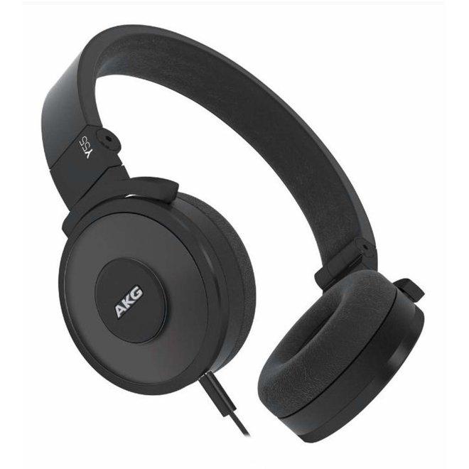 AKG Y55BLK On-Ear koptelefoon