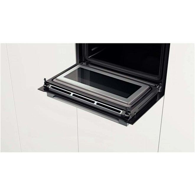 Bosch CMG633BB1 Inbouw oven met magnetron 45cm