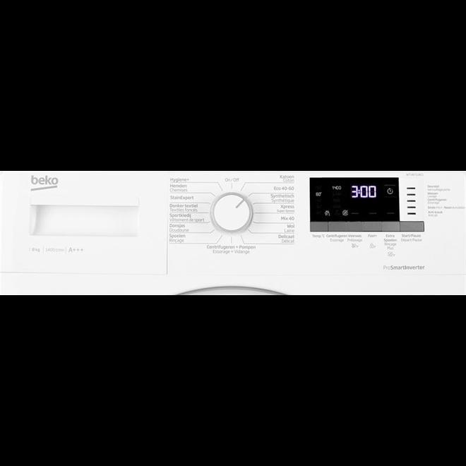 Beko WTV8711BC1 Wasmachine