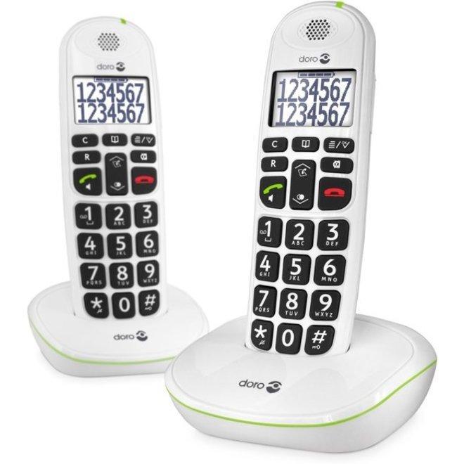 DORO Phone Easy 110 Wit Dect telefoon