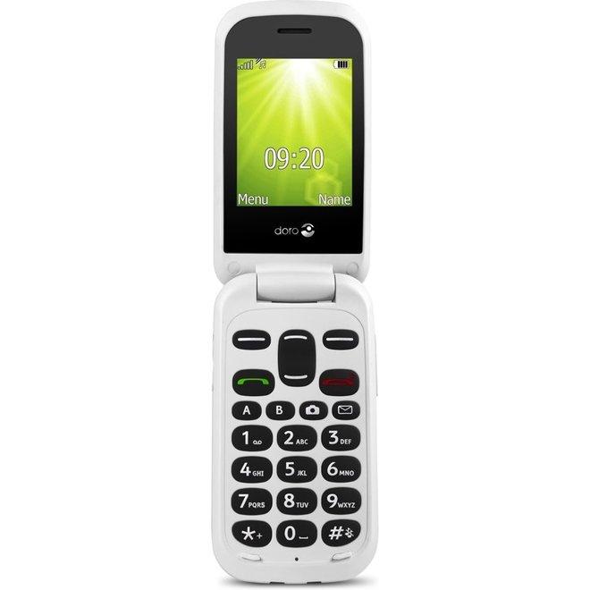 Doro 2424 Wit Mobiele telefoon