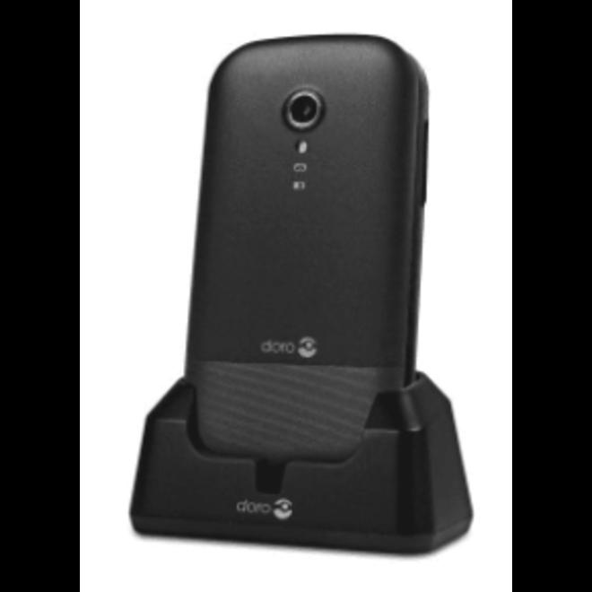 Doro 2404 Zwart Mobiele telefoon