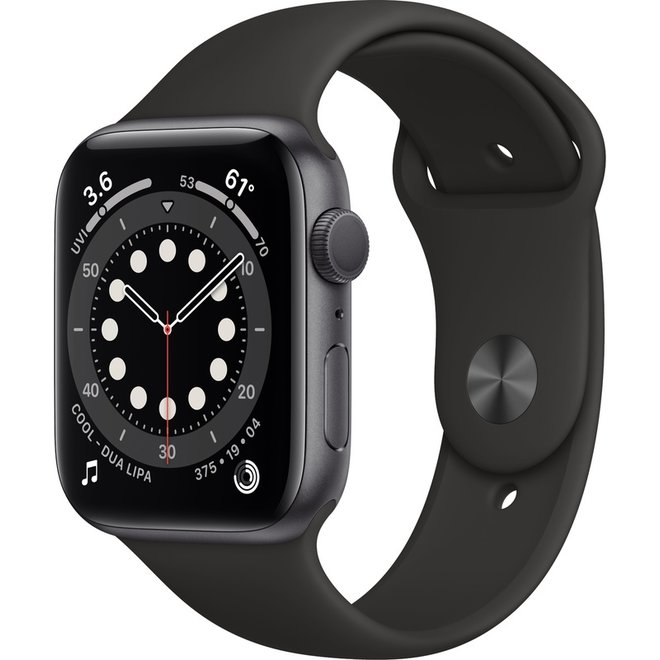 Apple Watch Series 6 44mm Space Gray
