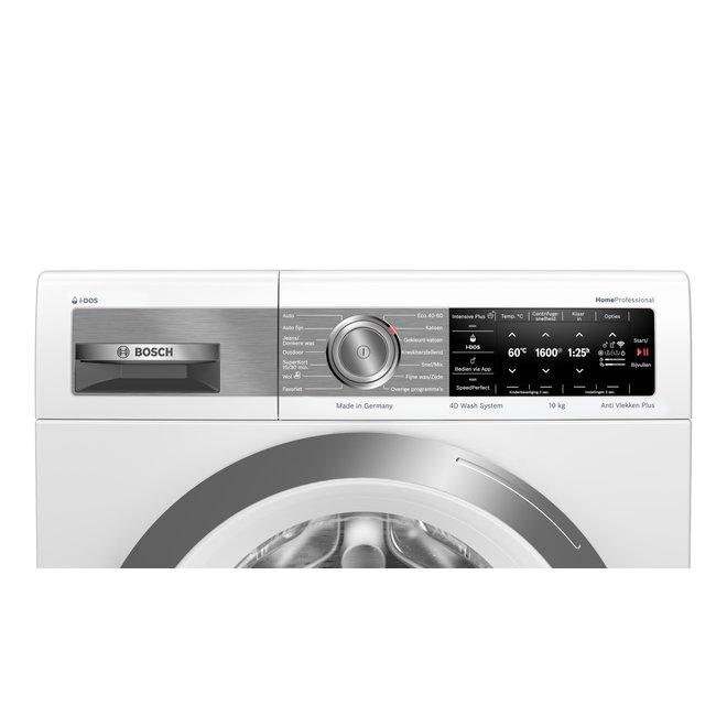 Bosch WAXH2E91NL Wasmachine Homeprofessional i-DOS