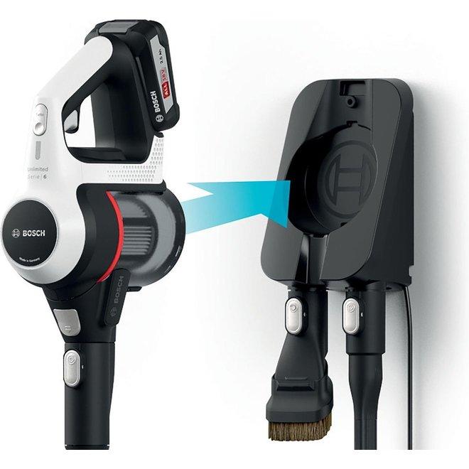 Bosch BCS61113 Serie | 6 Oplaadbare stofzuiger Unlimited Wit