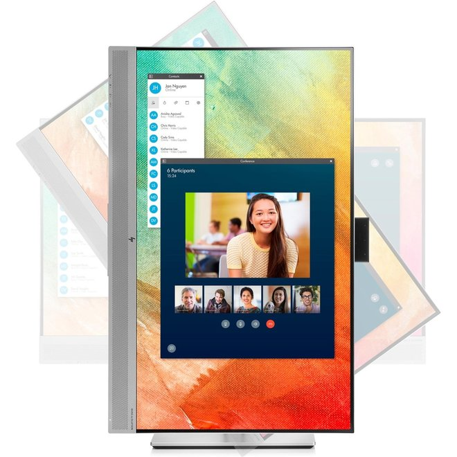 HP EliteDisplay E273m  27 inch Monitor