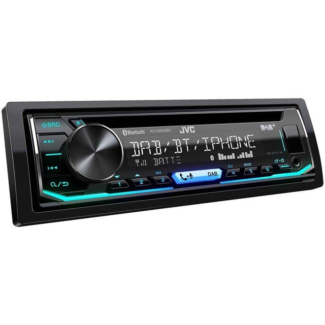 JVC KD-DB902BT Autoradio DAB+