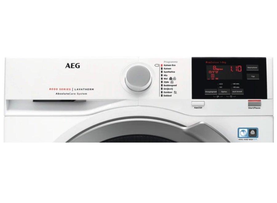AEG T8DBESSEN AbsoluteCare Warmtepompdroger