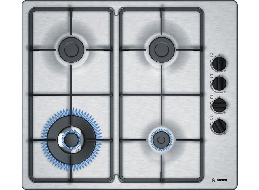Bosch PBH6B5B60N Inbouw Gaskookplaat