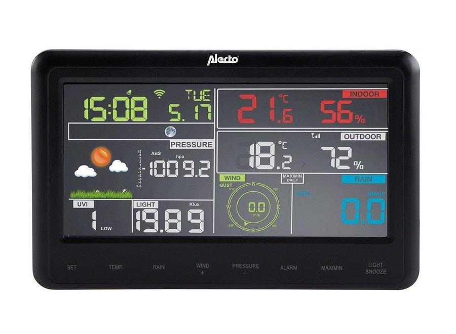 Alecto WS-5500 Weerstation