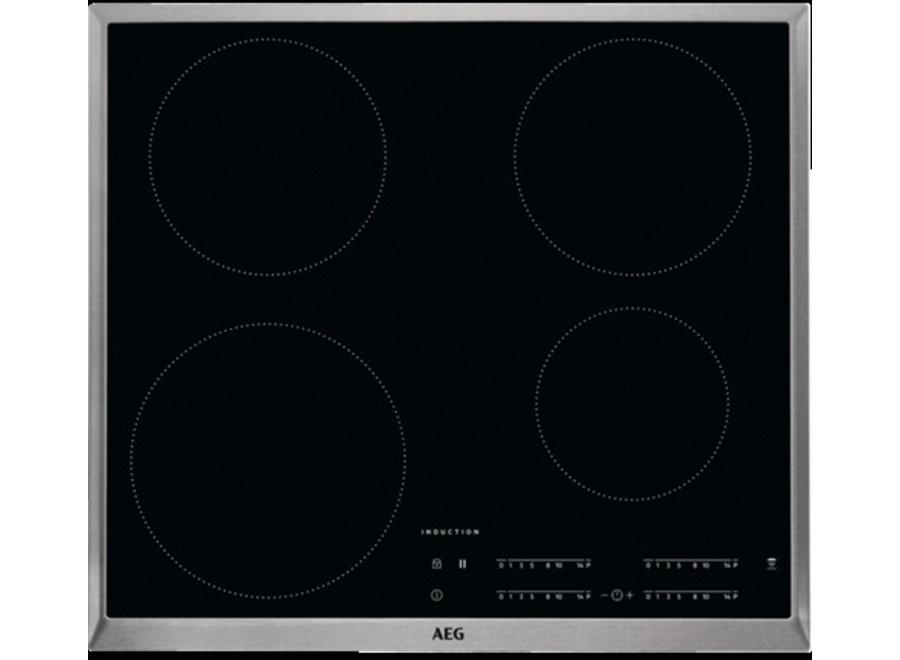 AEG IKB64401XB Inbouw Inductie Kookplaat 60 cm