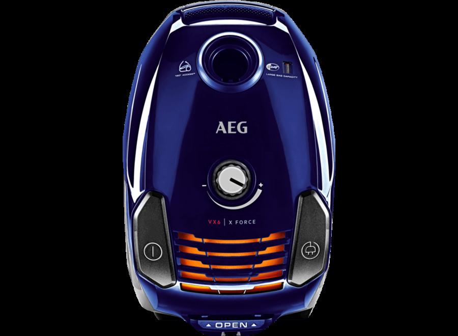 AEG VX6-1-DB Stofzuiger met zak