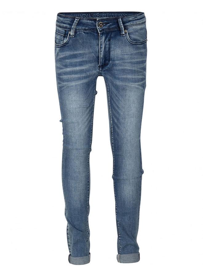 Blue Brad Super Skinny Fit Used Medium Denim
