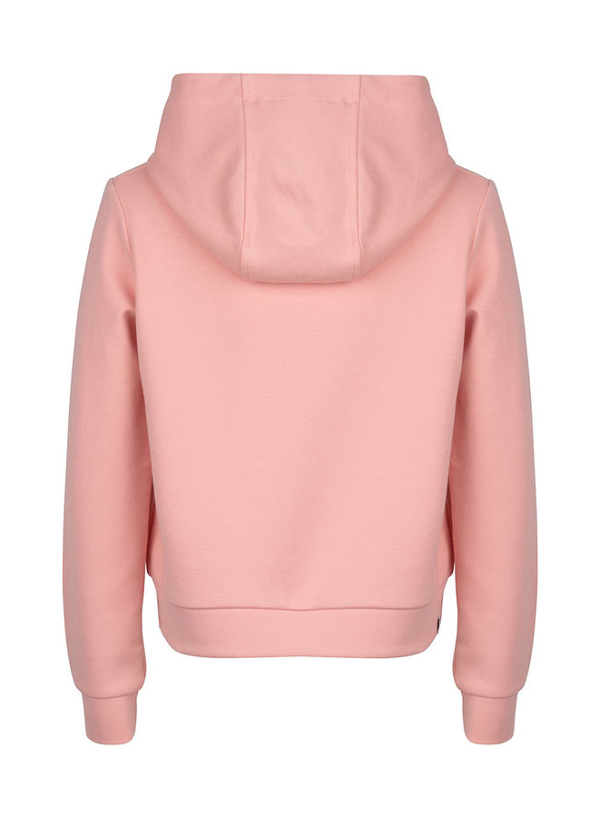 Hooded Indian Blush Pink