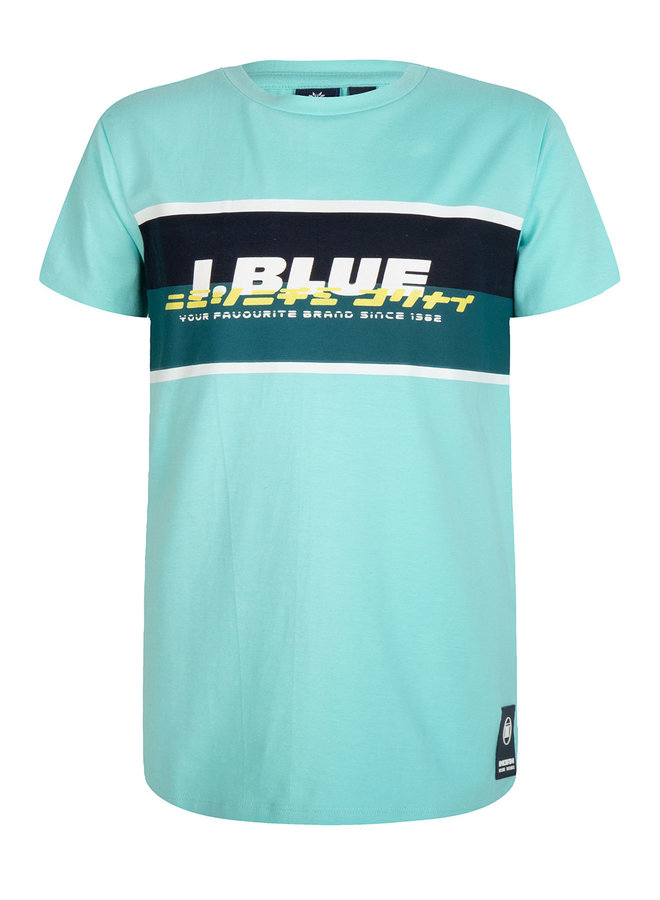 T-Shirt Ss Your Favourite Aqua Splash