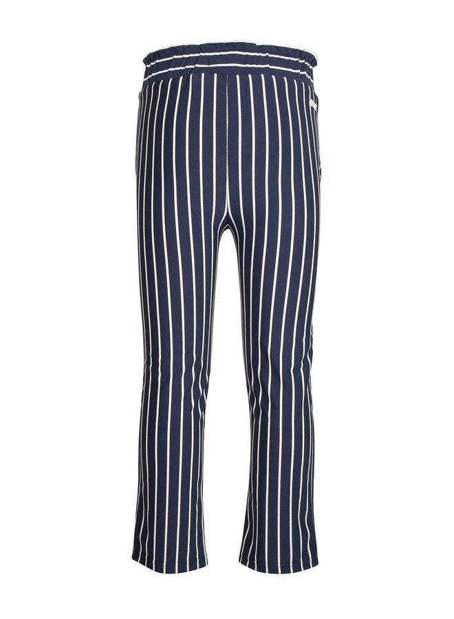 Loose Pants Striped