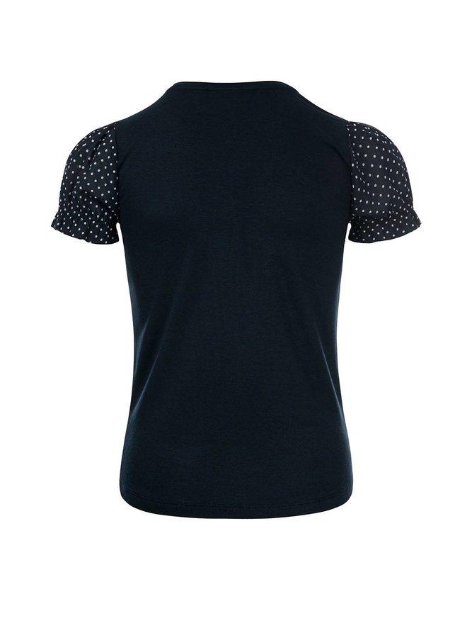 Little t-shirt Indigo Blue