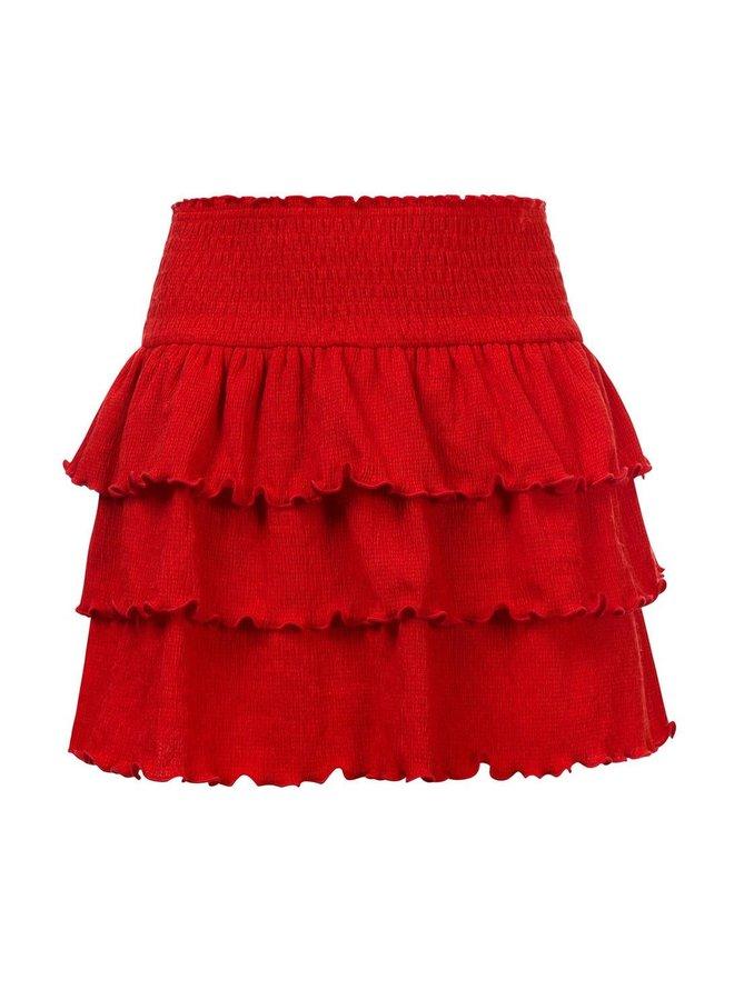 Little skirt Red Apple