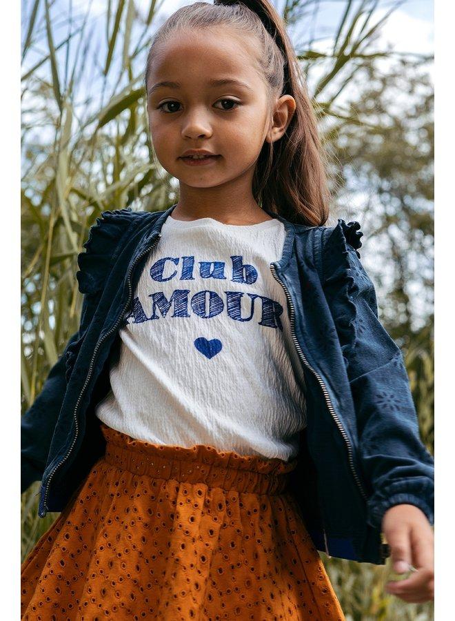 Little skirt Ochre