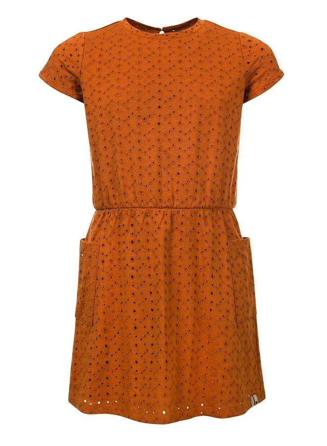 Little dress Ochre
