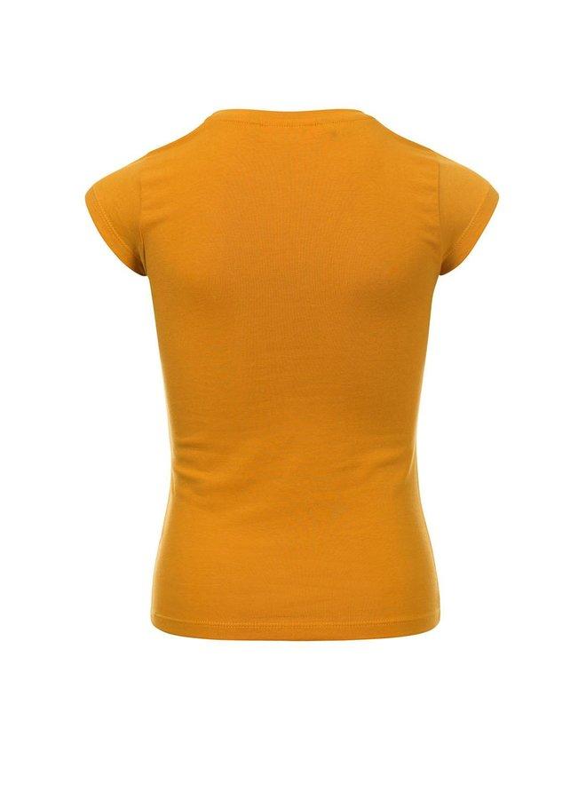 10Sixteen T-shirt Sunflower
