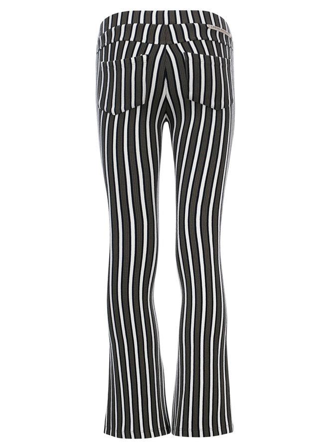 10Sixteen Rib Flare pants Forrest