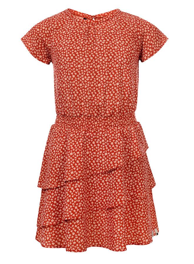 10Sixteen printed dress Terra