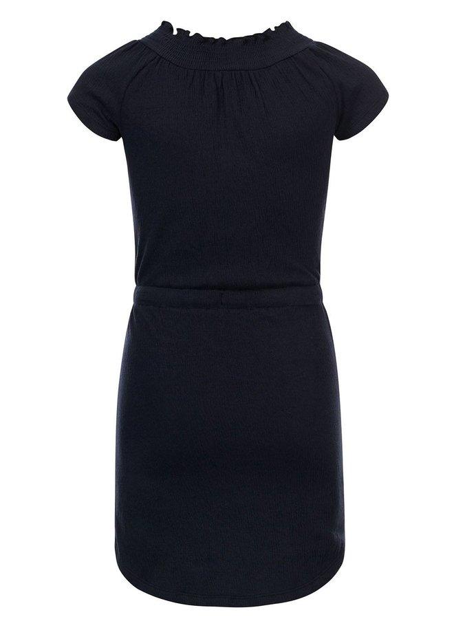 10Sixteen off shoulder dress Oxford Blue