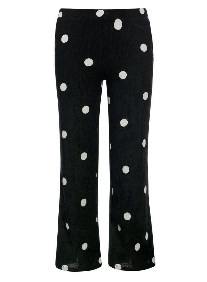 10Sixteen crinkle wide leg pants Polkadot