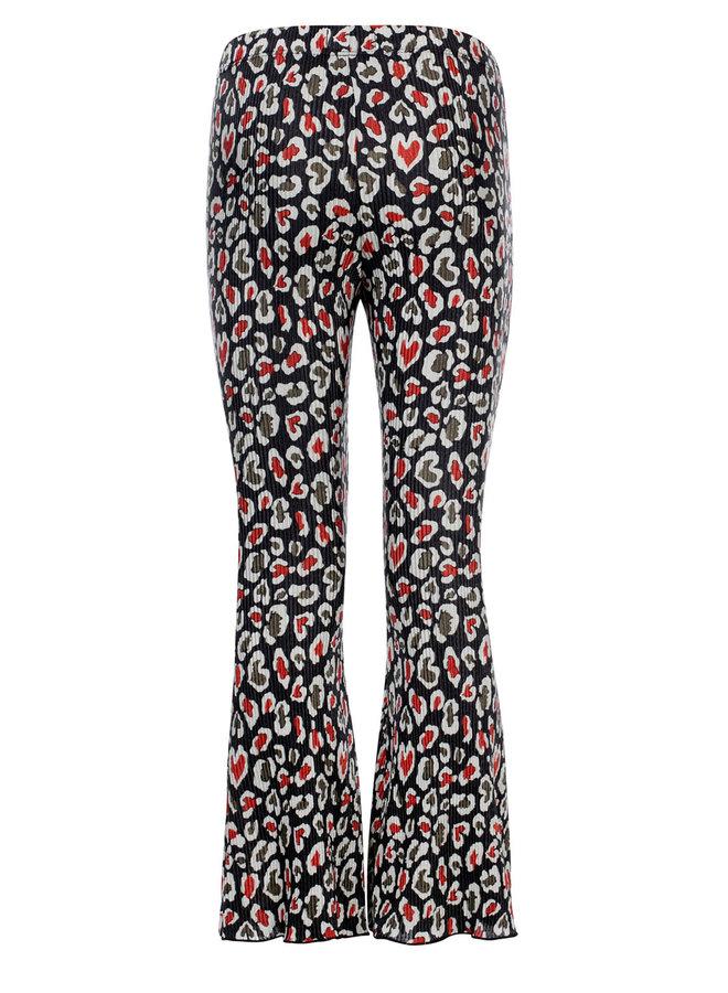 10Sixteen crinkle Flare pants Fancy Beast AO