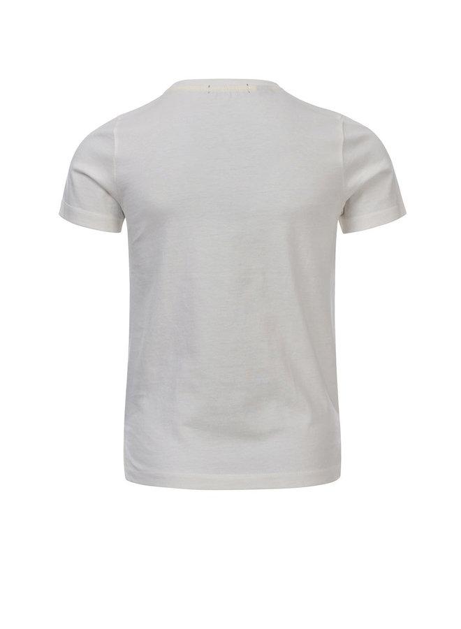 TIM T-shirt ivory 4