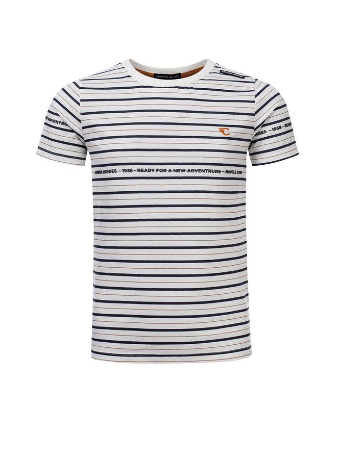 TIM T-shirt ivory 2