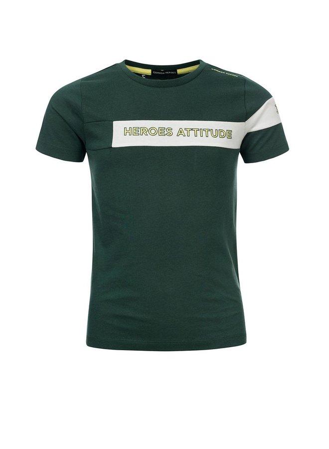 TIM T-shirt army