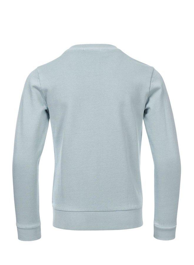 CAS Crewneck sweater SKY