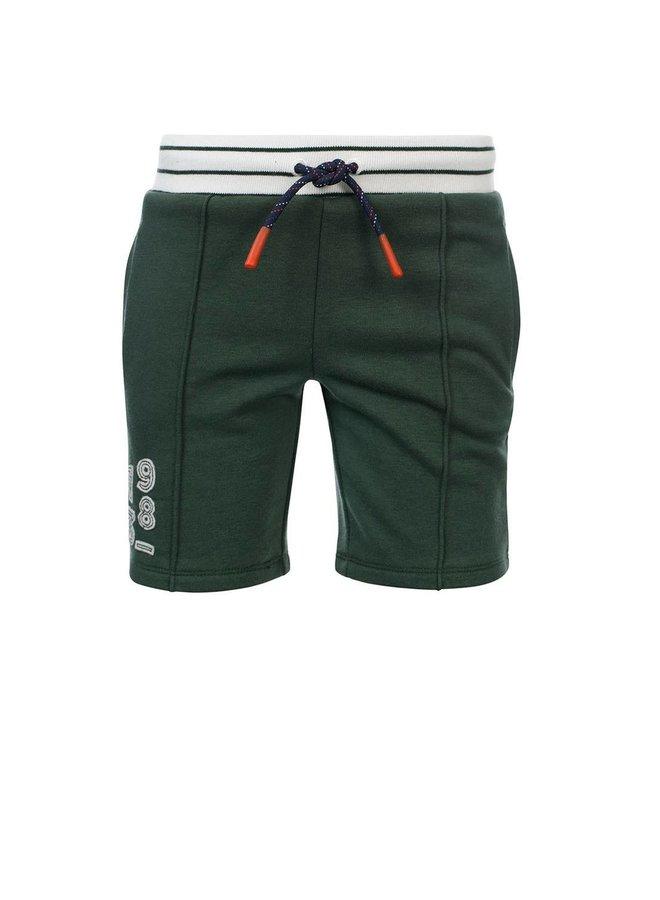 BOWY sporty sweat Shorts army