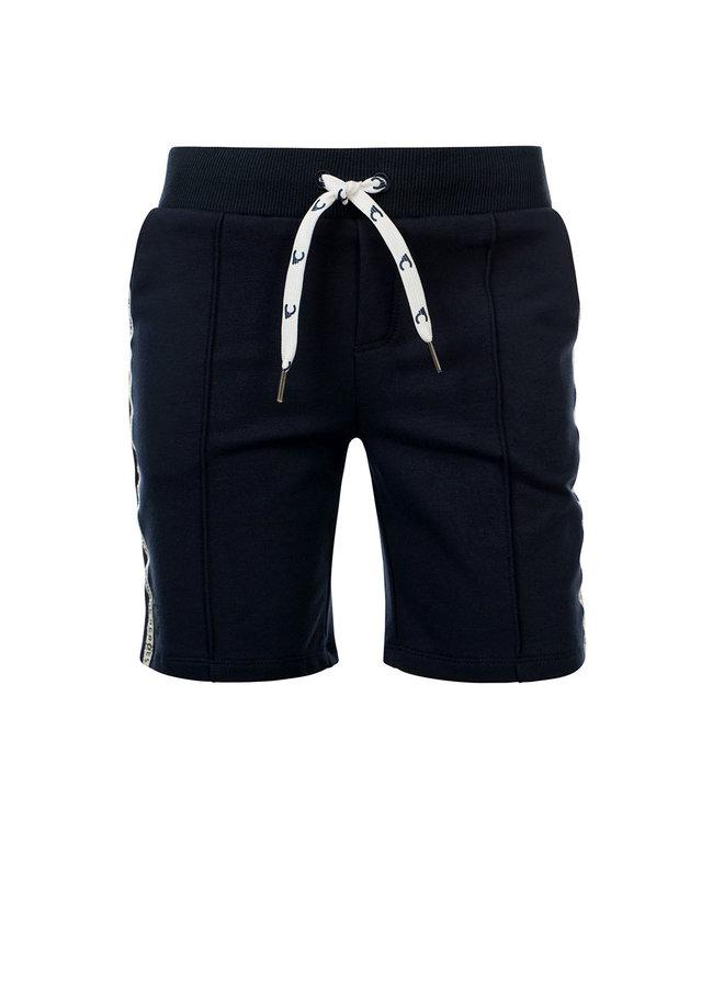 BO sweat shorts with lycra Marine
