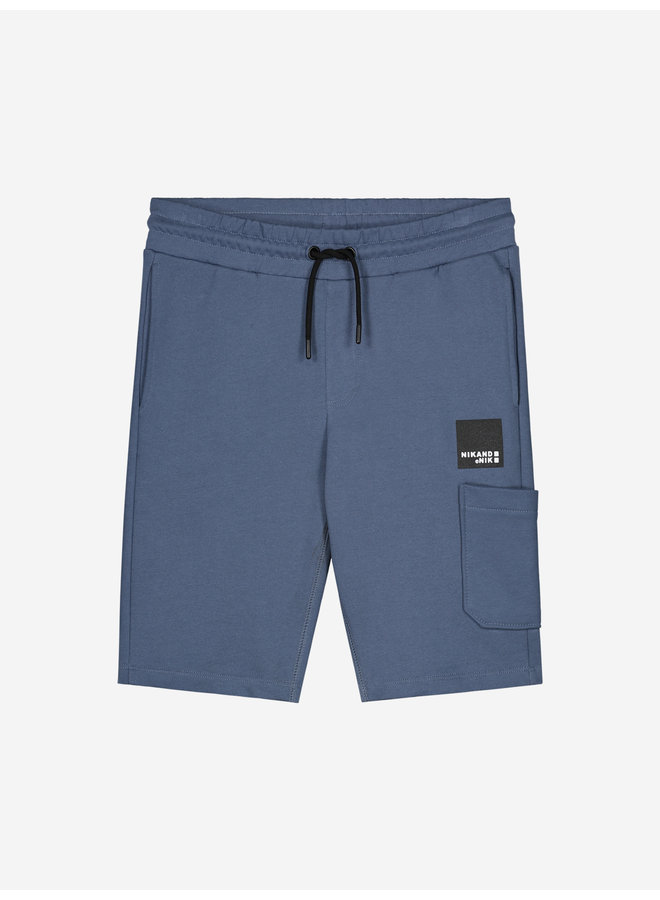 Allard Short Dusty Blue