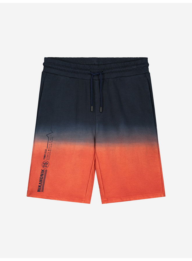 August Shorts Lobster Red