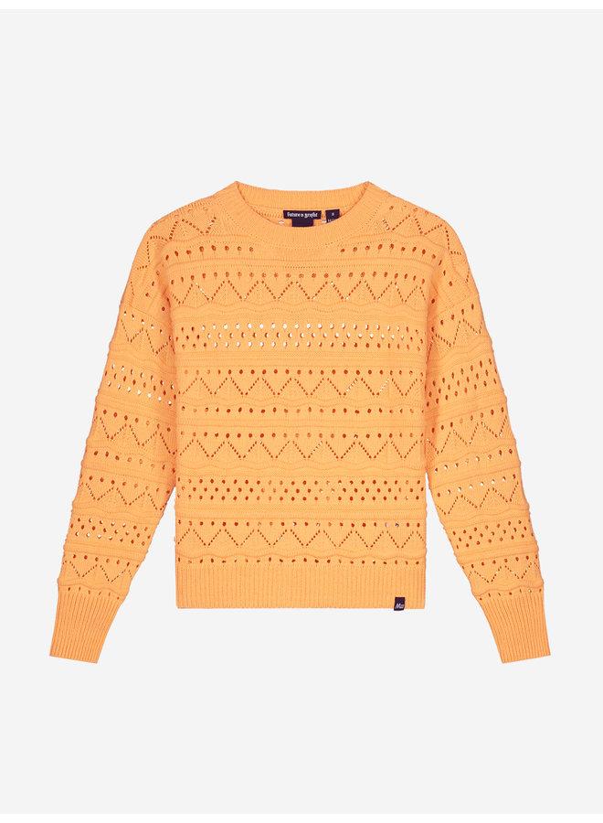 Anka Sweater Orange
