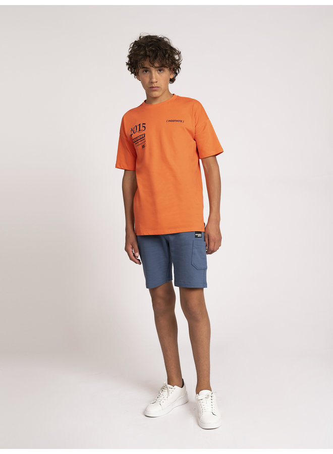 Aron T-Shirt Lobster Red