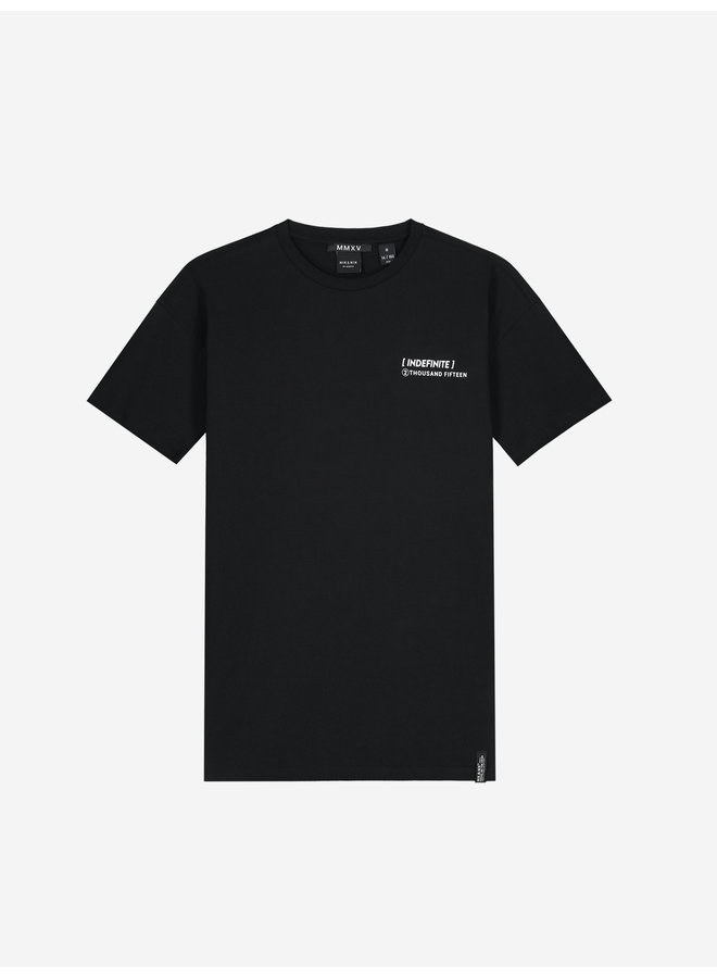 Alessio T-Shirt Black