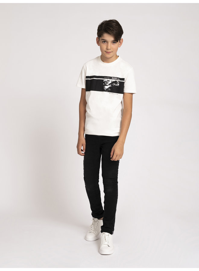 Adrik T-Shirt Off White