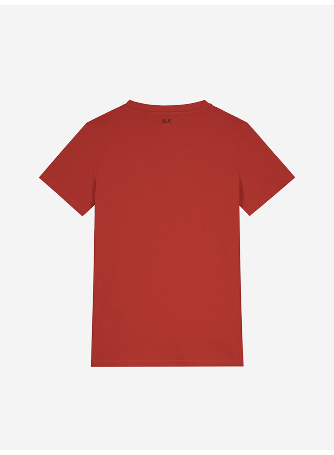 Alissa T-Shirt Pop Red